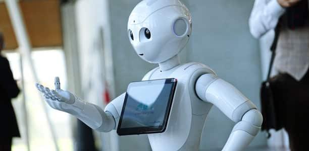 Humanoid robot, Pepper