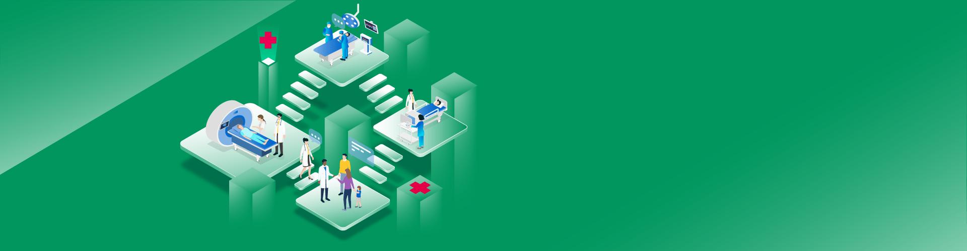 Cancer patient care journey