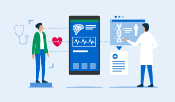 Data-driven healthcare. What's next and how do we get there?